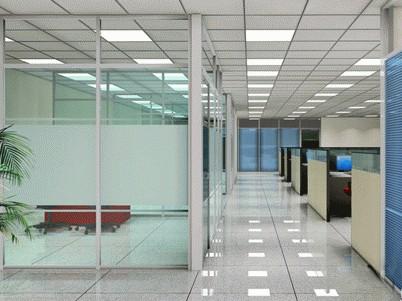 0种办公室玻璃隔断风格效果图展示