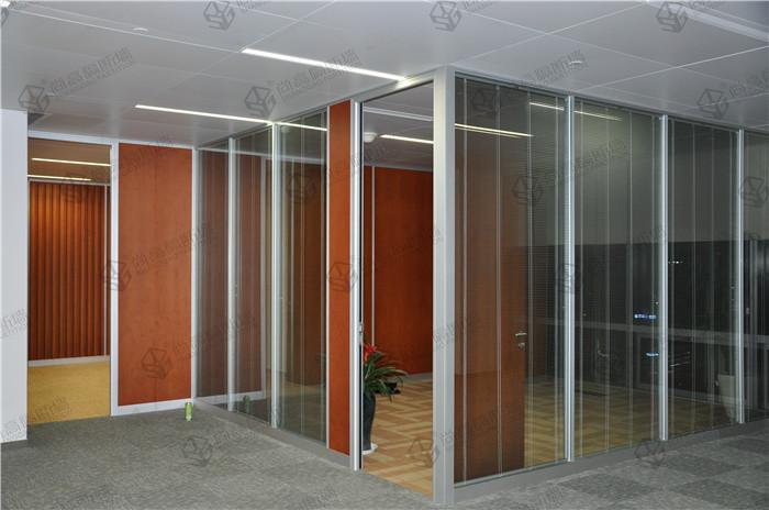尚高昆山办公室玻璃隔断高大上,性价比高