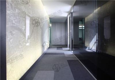单玻隔断与双层玻璃隔断有这些不同高清图片