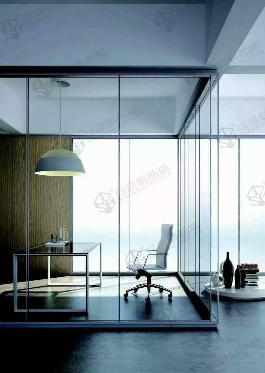 办公室玻璃隔断有哪些款式?什么价格?