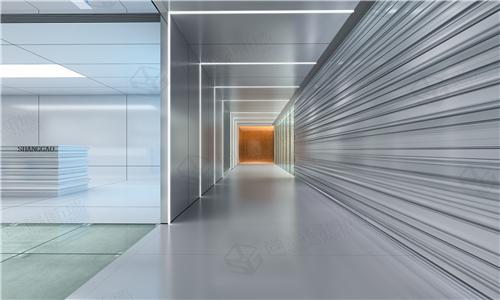 铝型材拼接走廊