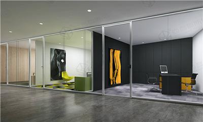 玻璃隔断装修设计趋势的变化