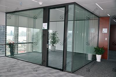 玻璃隔断产品品质品牌的打造