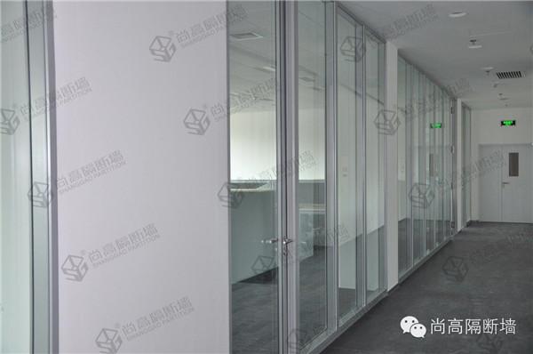 玻璃隔断 防火隔断墙